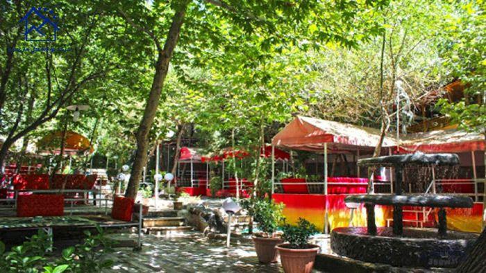 راهنمای سفر به مشهد - طبیعت زیبای شاندیز