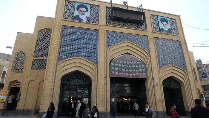 مراکز خرید سوغاتی مشهد