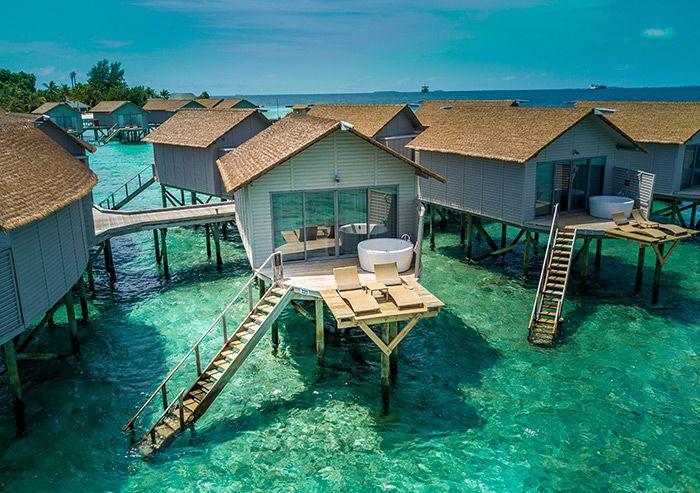 راهنمای سفر ارزان و کم هزینه به مالدیو