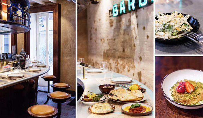 بهترین رستوران های لندن - بربری