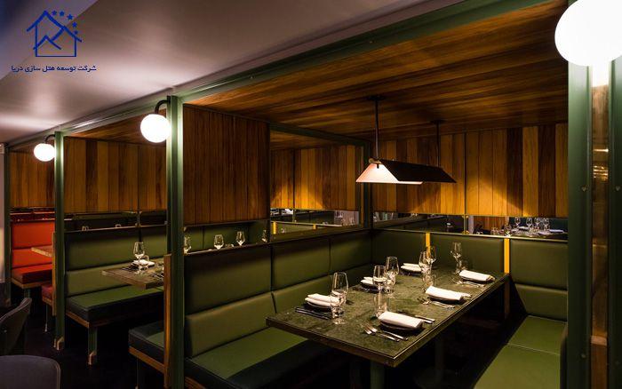 بهترین رستوران های لندن - تمپر