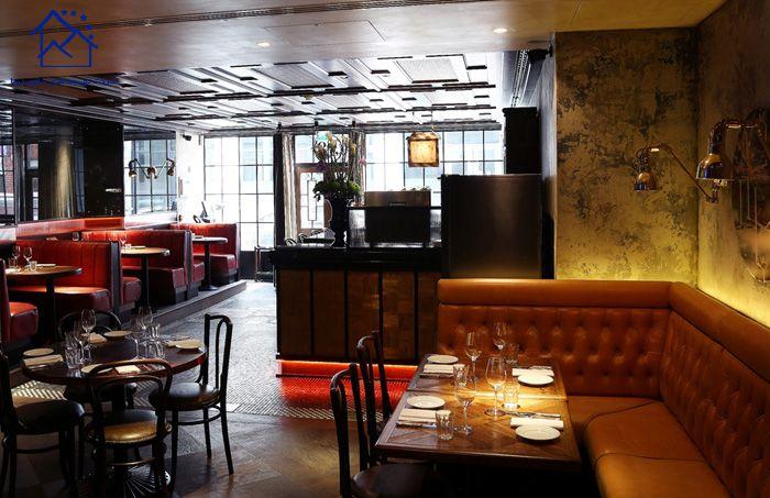 بهترین رستوران های لندن - سوشال ایتینگ هاوس