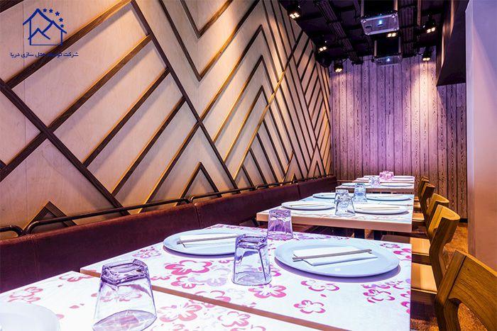 بهترین رستوران های لندن -اینامو