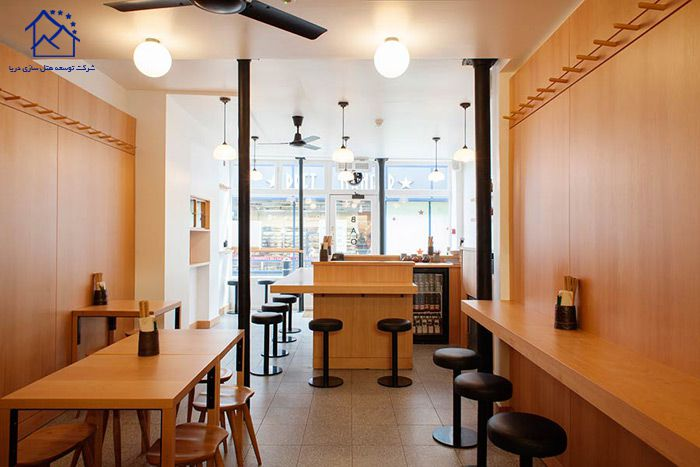 کافه های لندن