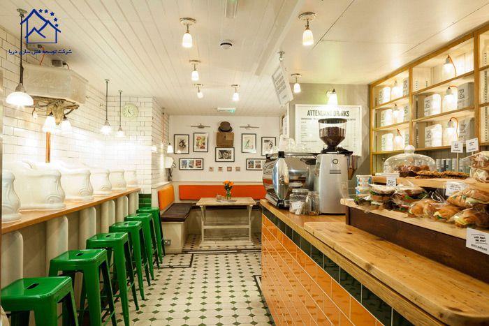 کافه های لندن - اتندنت