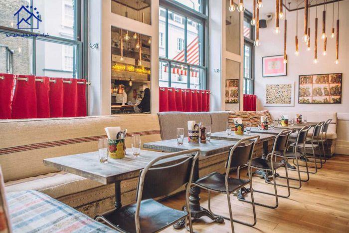 کافه های لندن - کافه خیابان کمبریج