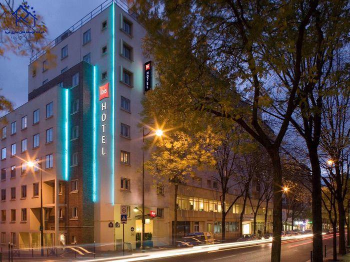 بهترین هتل های پاریس - ایبیس ایتالی تلبیاک