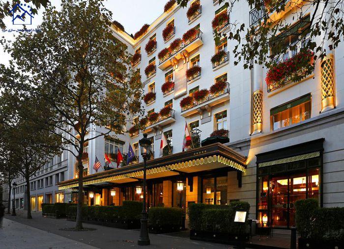 بهترین هتل های پاریس - ناپلئون