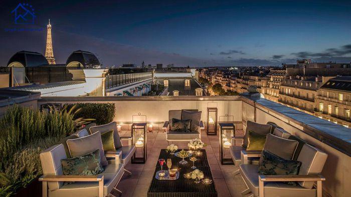 بهترین هتل های پاریس - پنینسولا پاریس