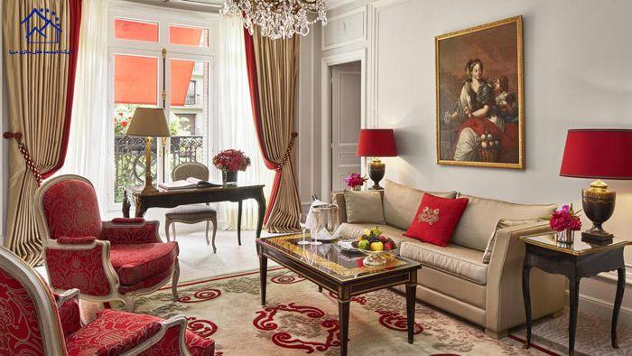 بهترین هتل های پاریس - پلازا آنتی