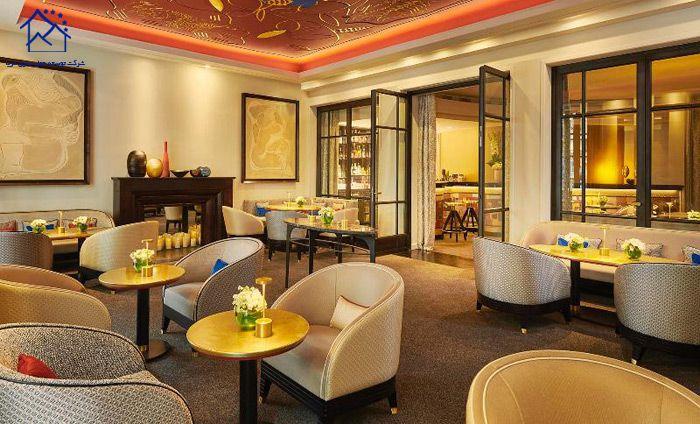 بهترین هتل های پاریس - لی بارگاندی