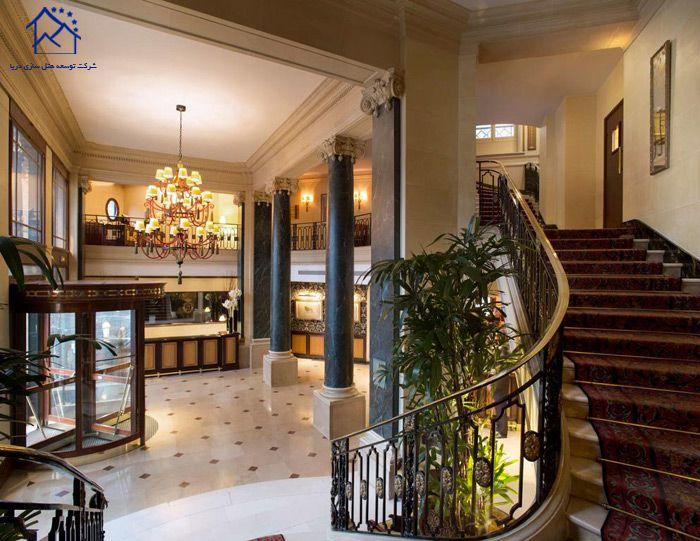 بهترین هتل های پاریس - دو لوور