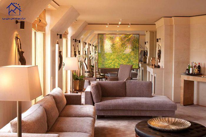 بهترین هتل های پاریس - پارک هیت