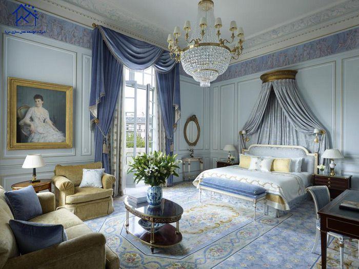 بهترین هتل های پاریس - شانگری لا