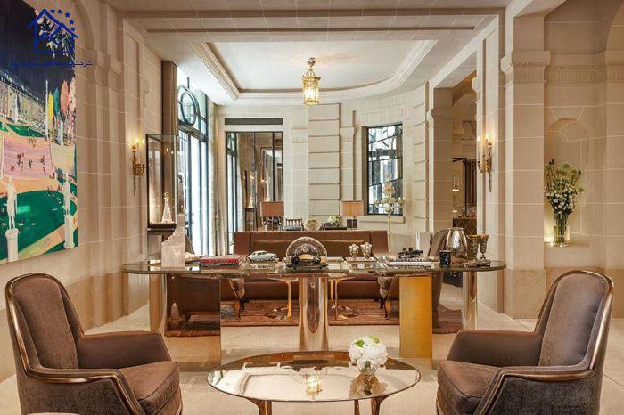 بهترین هتل های پاریس - د کریلن