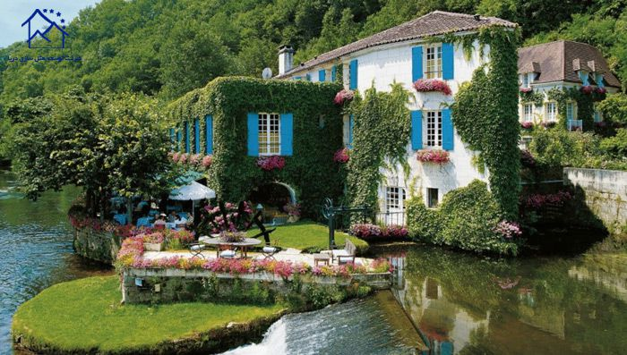 بهترین هتل های پاریس - مولین دی راک