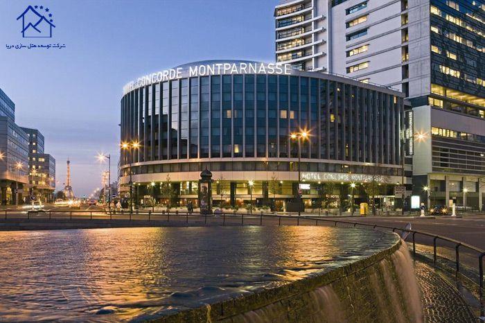 بهترین هتل های پاریس -مونپارناس