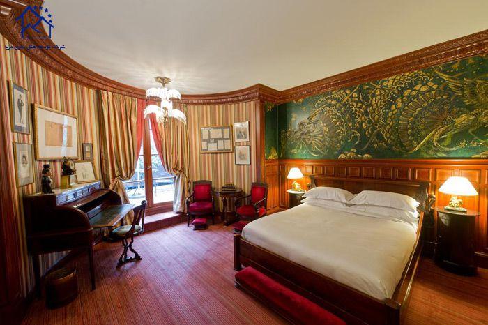 بهترین هتل های پاریس -لوتل