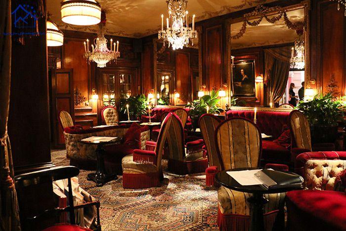 بهترین هتل های پاریس - کاست