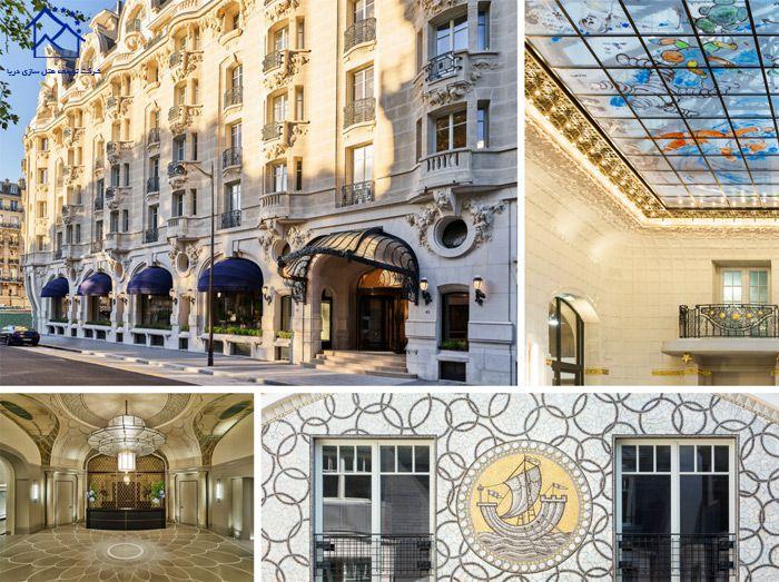 بهترین هتل های پاریس - لوتیشا