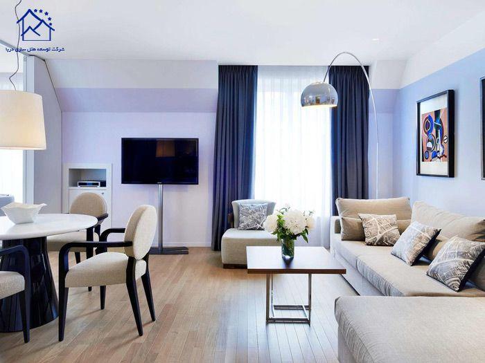 بهترین هتل های پاریس - سافیتل ارک د ترمپل پاریس