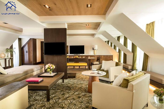 بهترین هتل های پاریس - هایت ریجنسی مدلاین