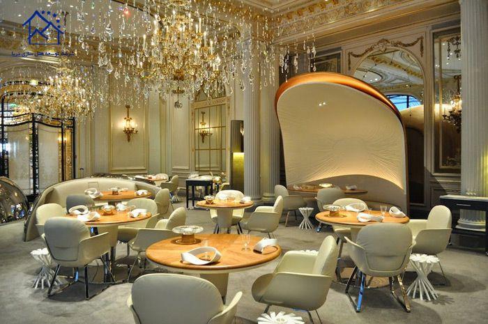 رستوران های معروف پاریس - آلن دوکاس پلازا آتنه
