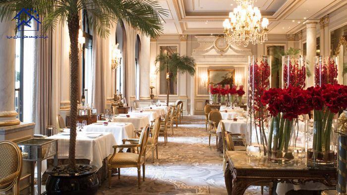 رستوران های معروف پاریس - لو سنک