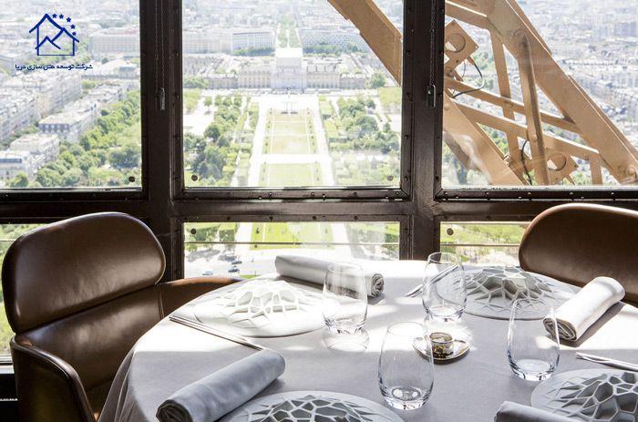 رستوران های معروف پاریس - ژول ورن