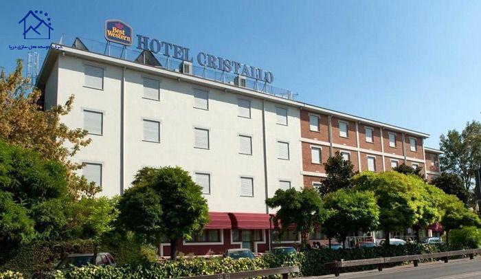 هتل های برتر میلان - کریستالو