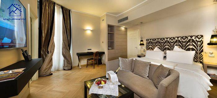 هتل های برتر میلان - تاون هاوس گالریا