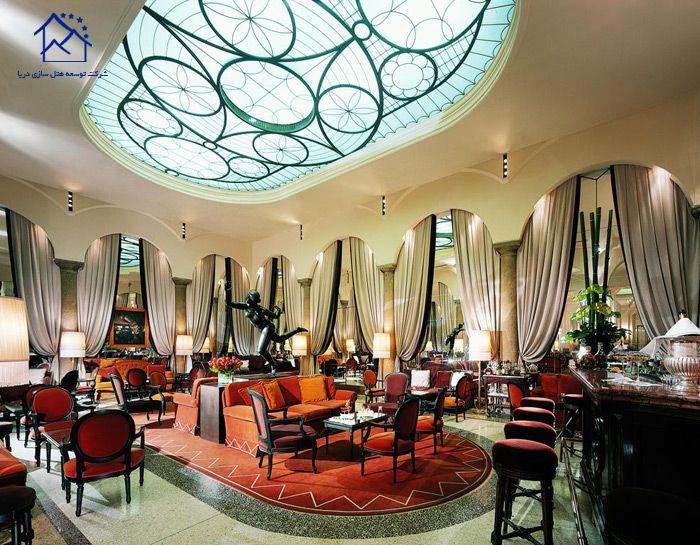 هتل های برتر میلان - گراند ات د میلان