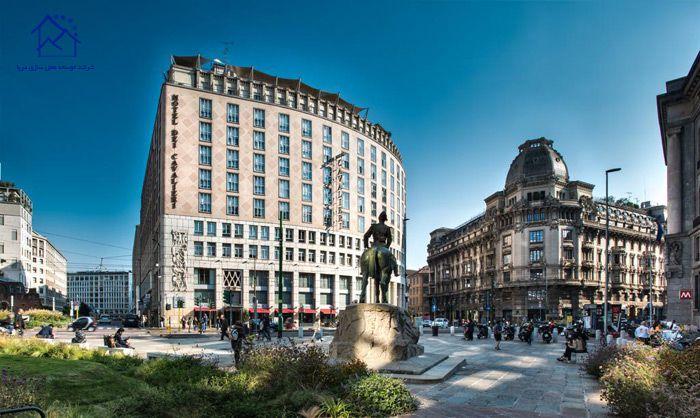 هتل های برتر میلان - دی کاوالیری میلان