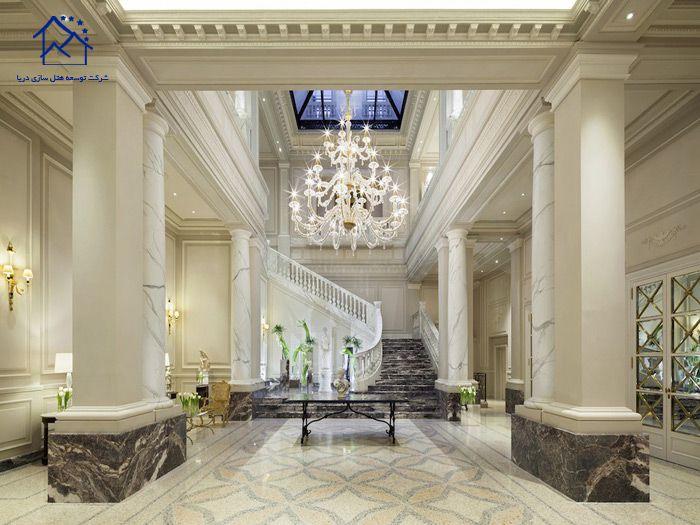 هتل های برتر میلان - پالازو پاریگی گرند اسپا میلانو