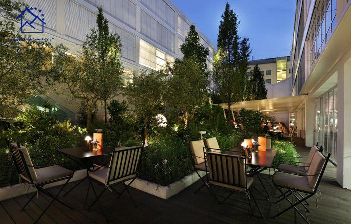 بهترین هتل های میلان - ماگنا پارس