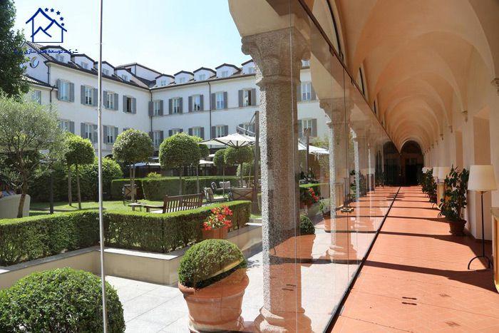 بهترین هتل های میلان -فور سیسنز میلانو