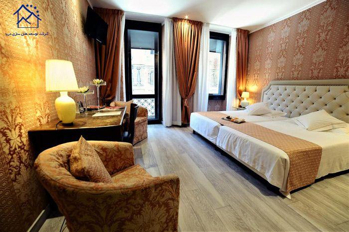 بهترین هتل های میلان - پیر میلانو