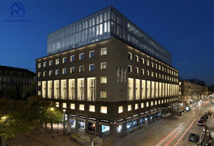 بهترین هتل های میلان - آرمانی میلانو