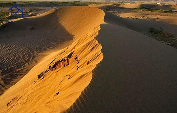 بهترین جاذبه های گردشگری تبریز - کویر قوم تپه