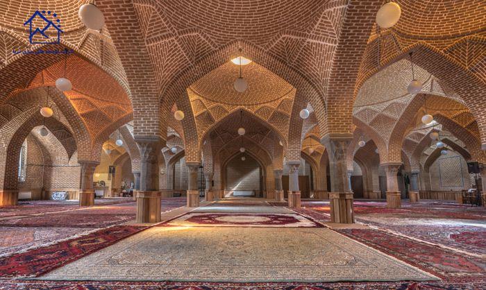 بهترین جاذبه های گردشگری تبریز - مسجد جامع