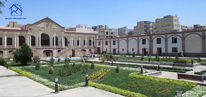 بهترین جاذبه های گردشگری تبریز - موزه قاجار