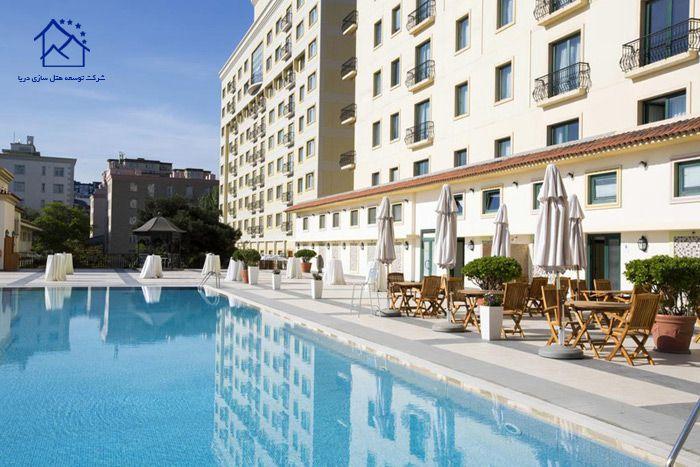 لوکس ترین هتل های لندن - هایت ریجنسی