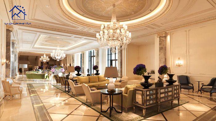 لوکس ترین هتل های لندن - فورسیزن