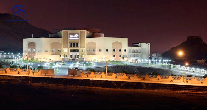 لوکس ترین هتل های یزد - هتل ارک جدید