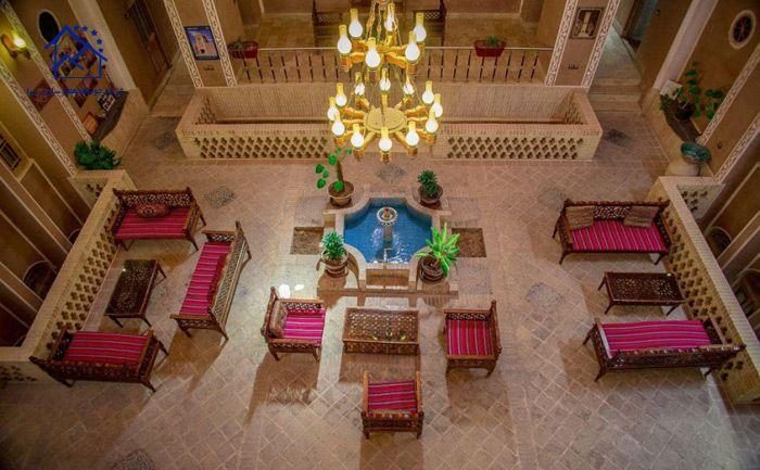 لوکس ترین هتل های یزد - خوان دوحد یزد