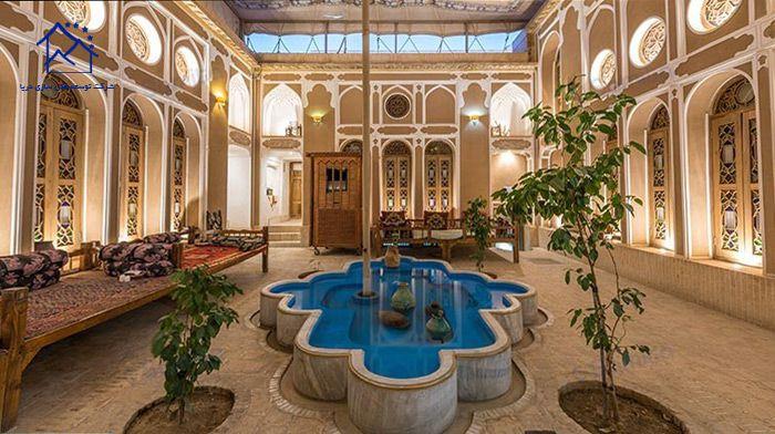 لوکس ترین هتل های یزد - فهادان