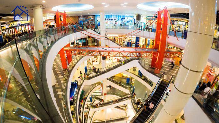 مهمترین مراکز خرید در بانکوک - ترمینال 21
