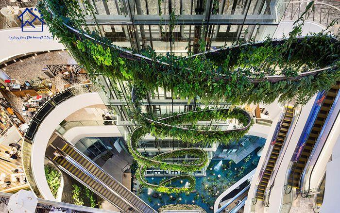 مهمترین مراکز خرید در بانکوک - ام کوارتیر