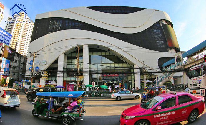 مهمترین مراکز خرید در بانکوک - پان تیپ پلازا