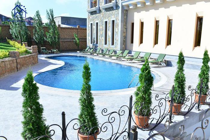 هتل های  مجلل در ایروان - قفقاز
